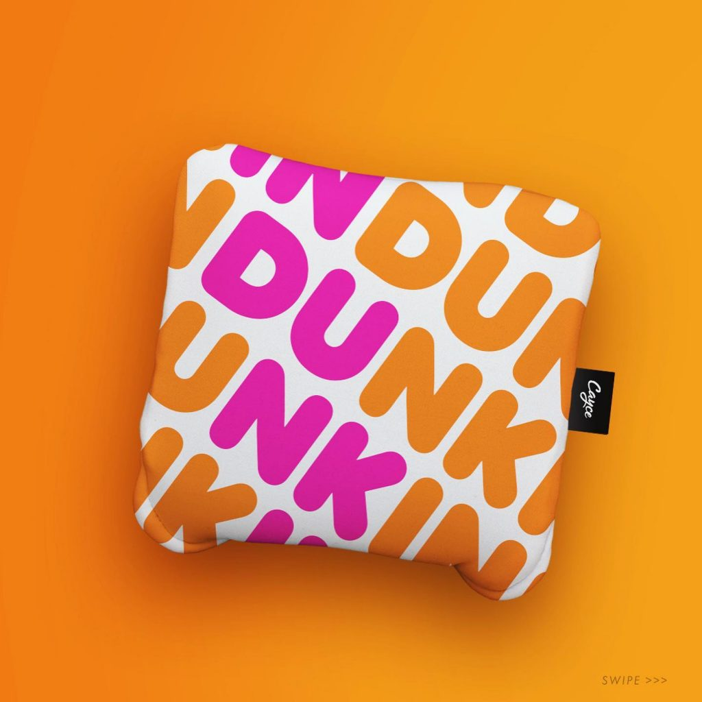 Dunkin donuts headcover