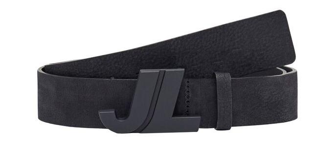 J.Lindeberg iconic leather belt