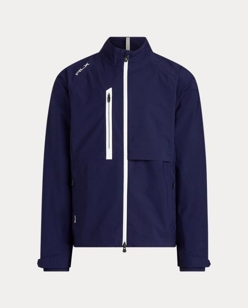 Justin Thomas Waterproof Twill Golf Jacket