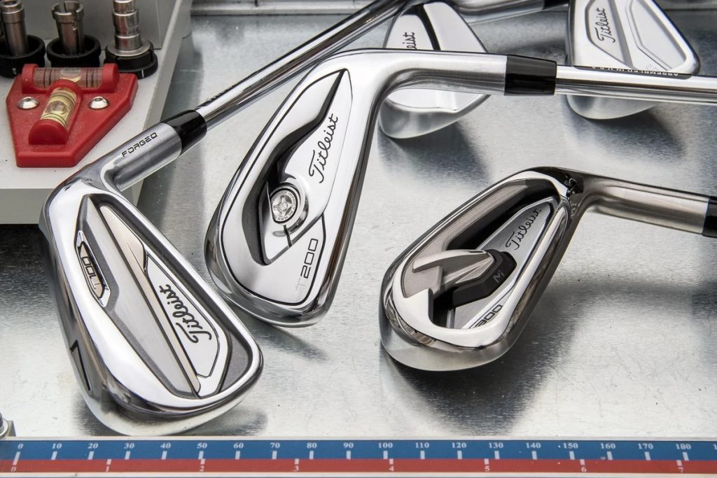 Titleist T100 Irons reviews