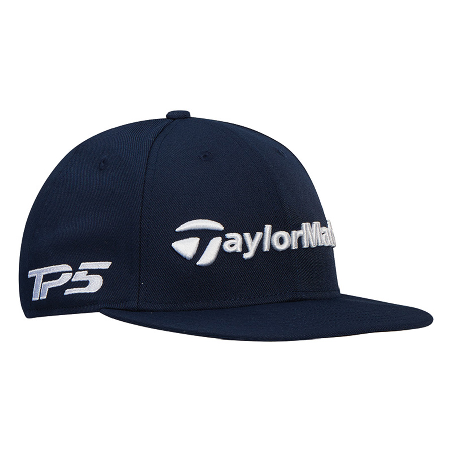New Era Tour 9Fifty Snapback Hat navy