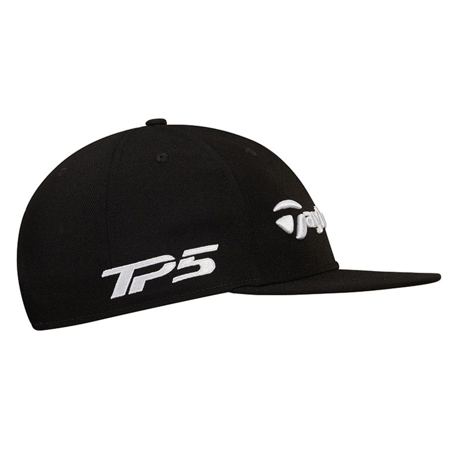 New Era Tour 9Fifty Snapback Hat black
