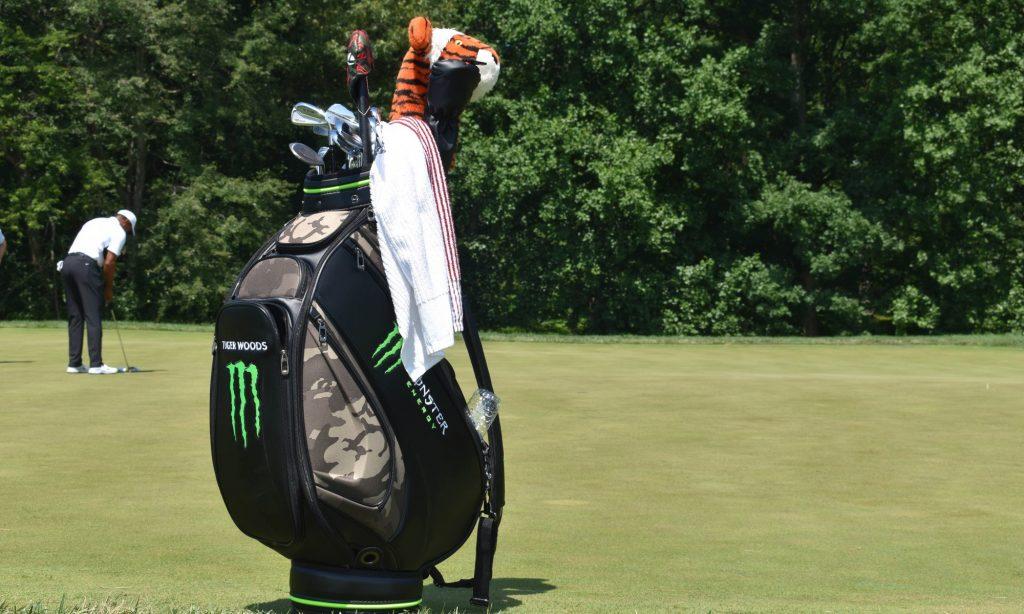 Tiger Woods Vessel Golf Bag