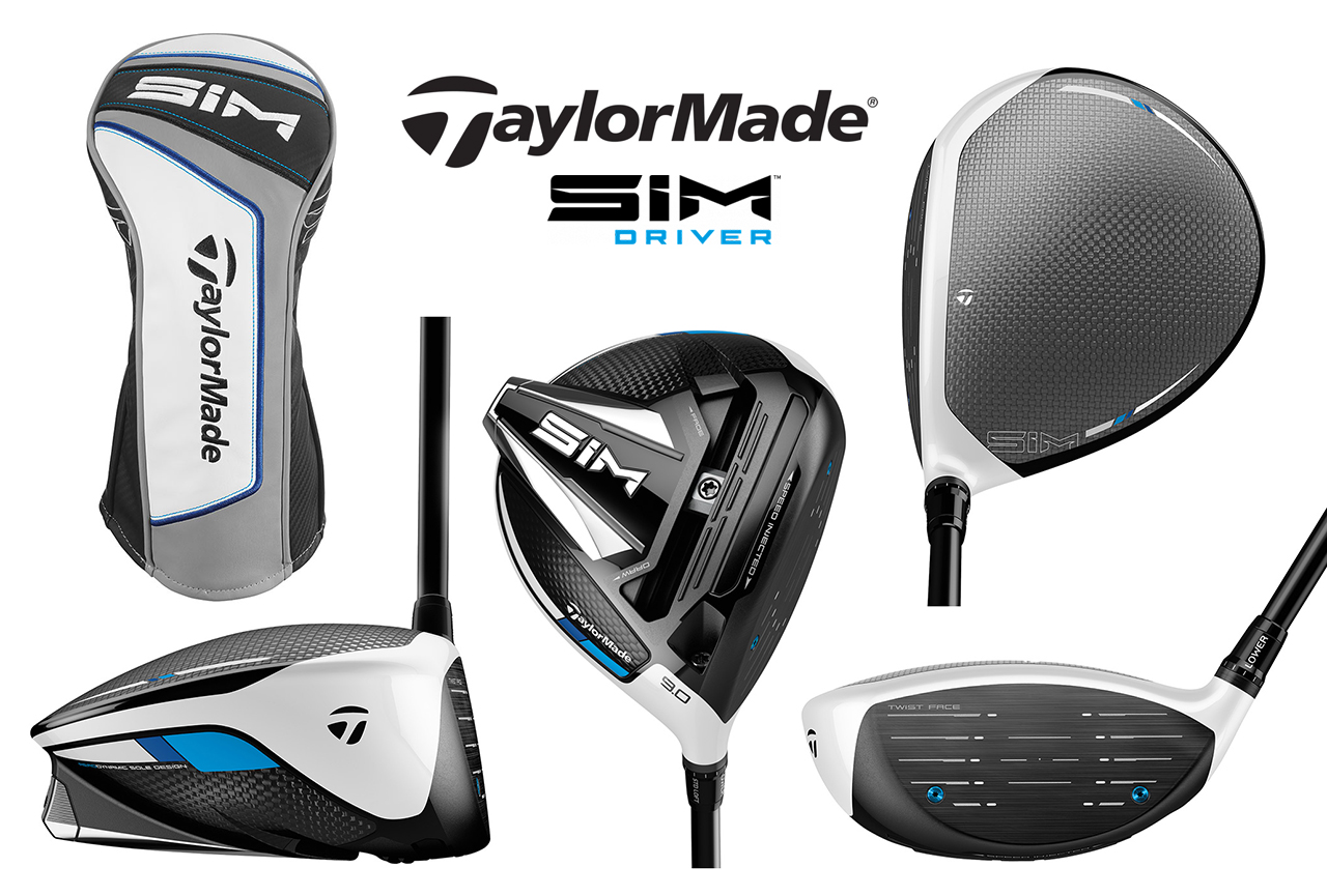 TaylorMade SIM Driver released - we take a closer look