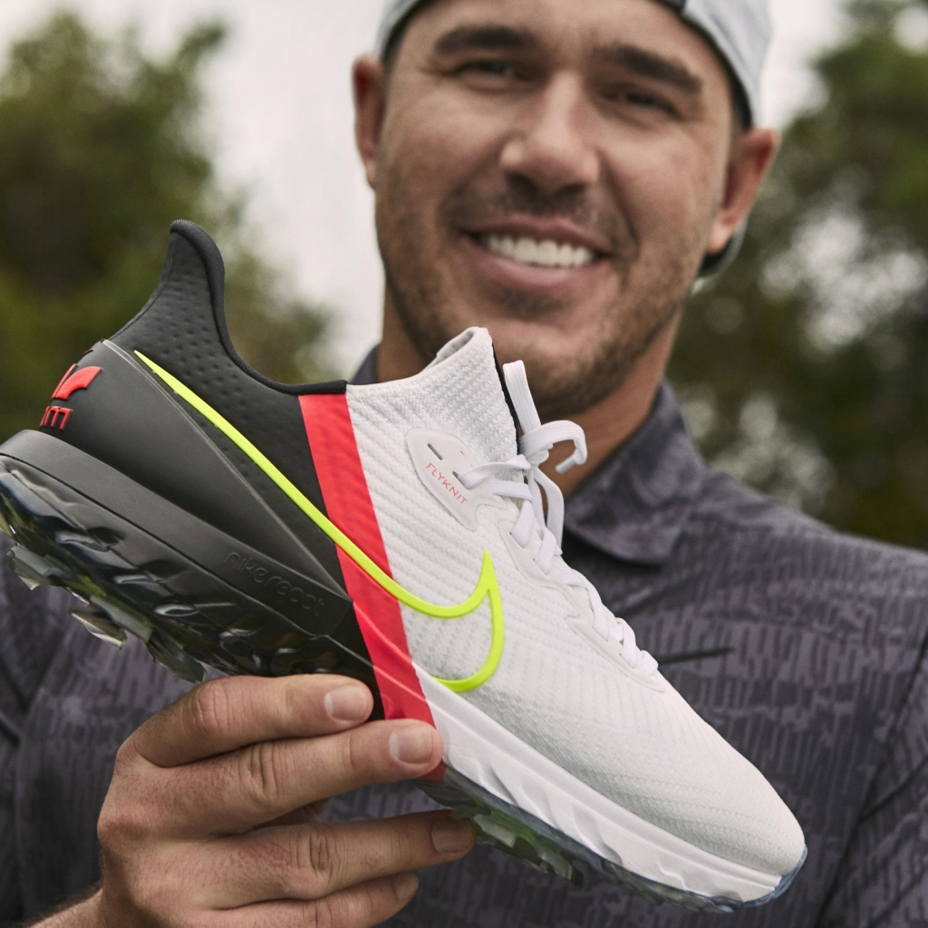 Brooks Koepka golf shoes