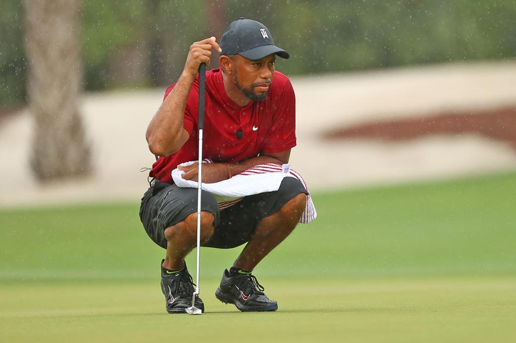 Tiger Woods 'Frank' TW20