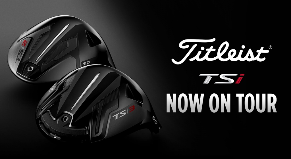 Titleist TSi Driver Now On Tour