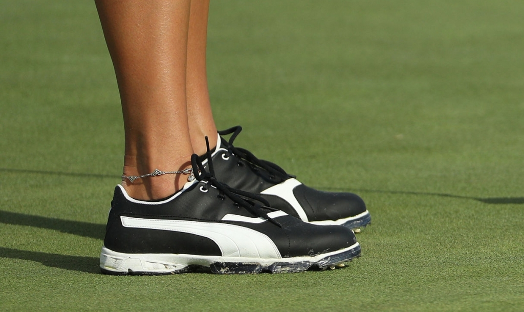 lexi thompson golf shoes
