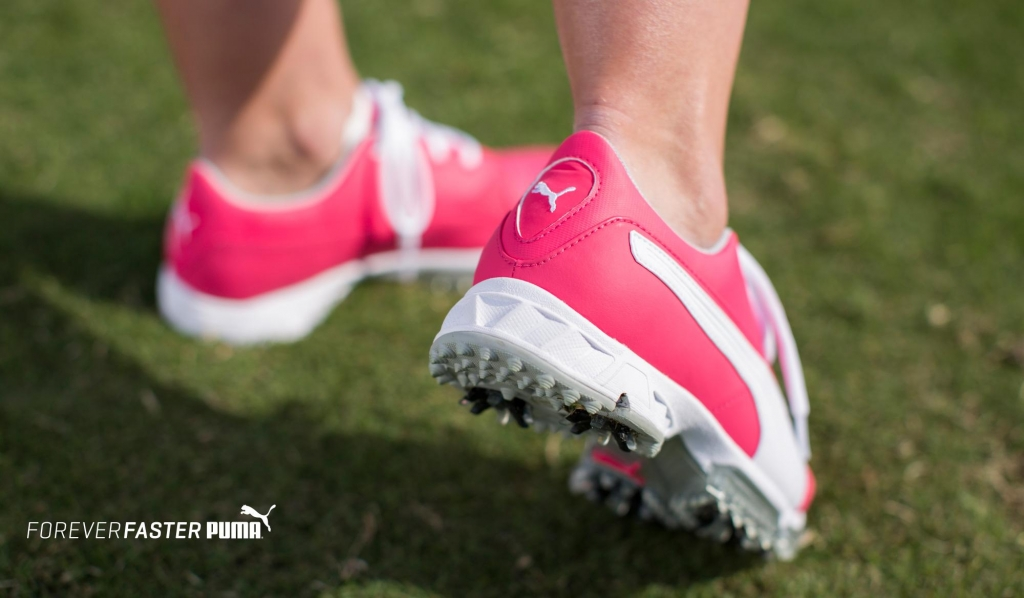 lexi thompson puma golf shoes
