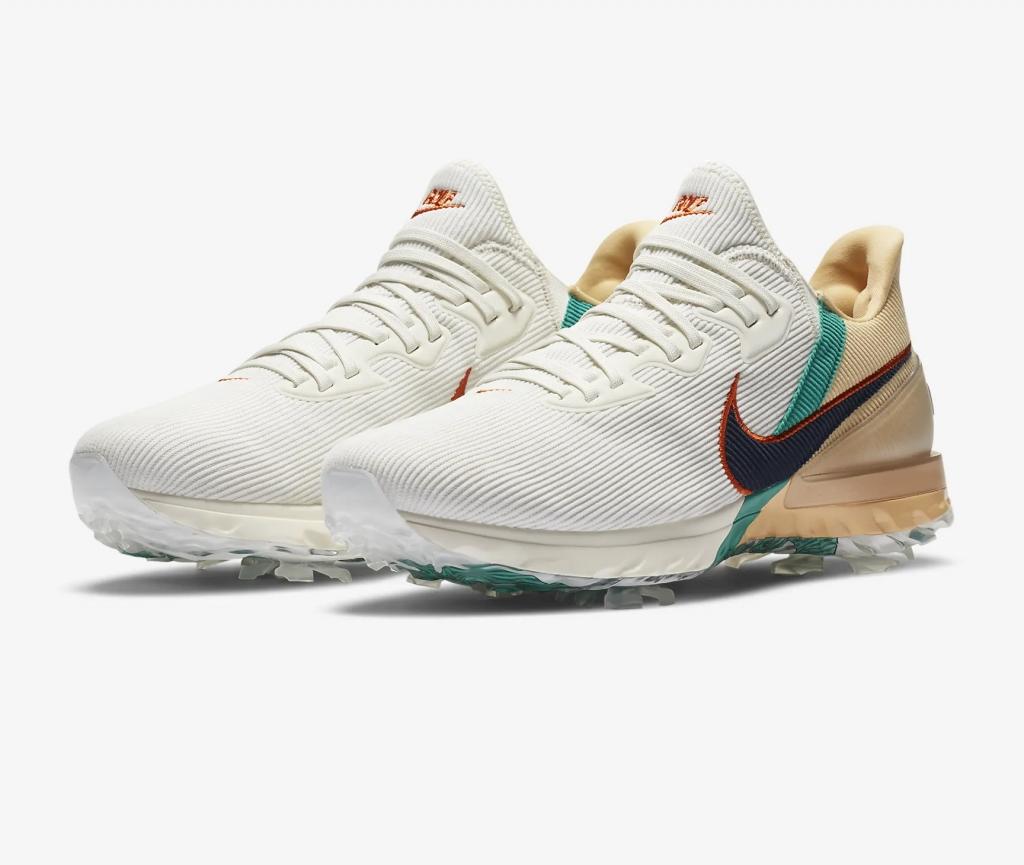 Nike Masters golf shoes - Nike Air Zoom Infinity Tour NRG