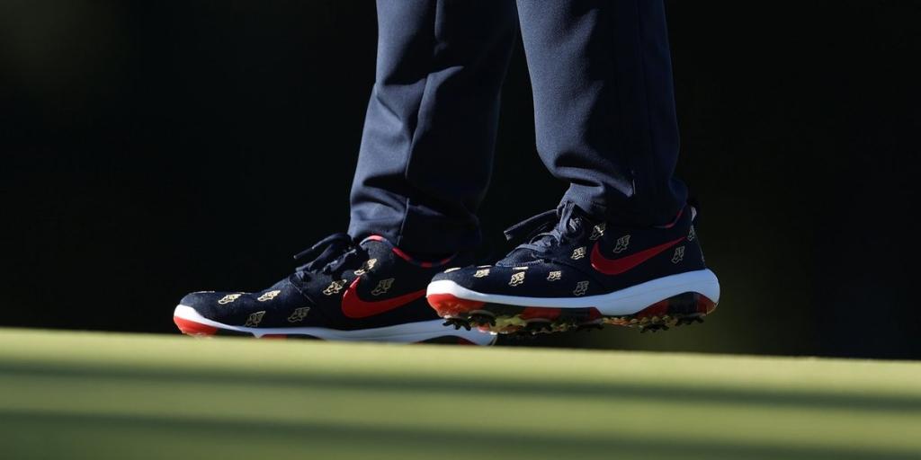 matt wolff golf shoes