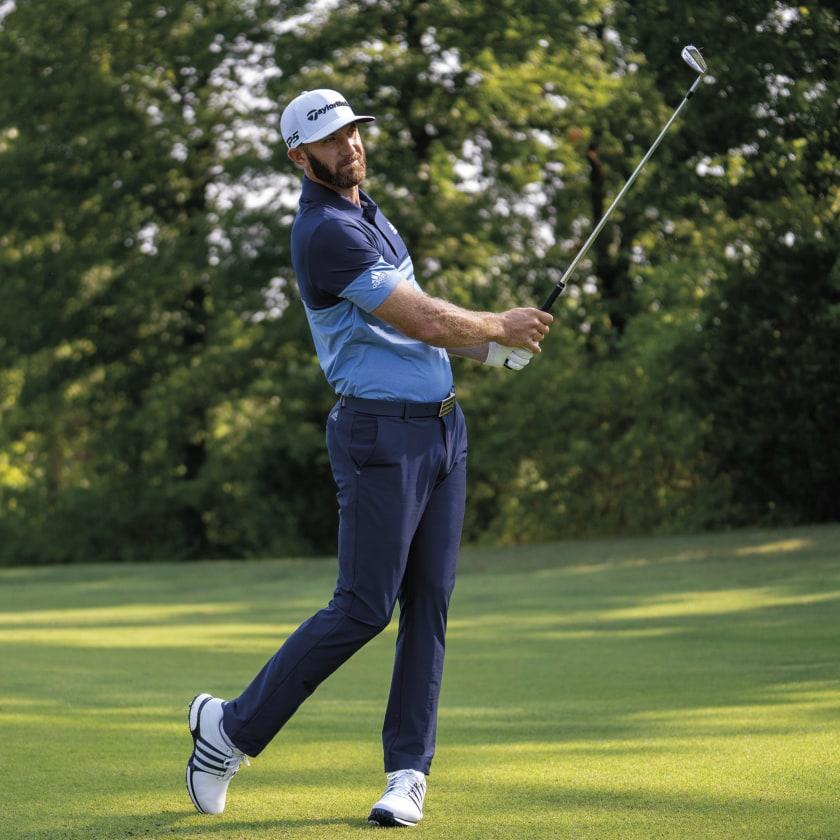 Del Sur billetera heroína  What golf shoes does Dustin Johnson wear? - GolfGETUP