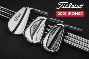 Titleist 2021 Irons