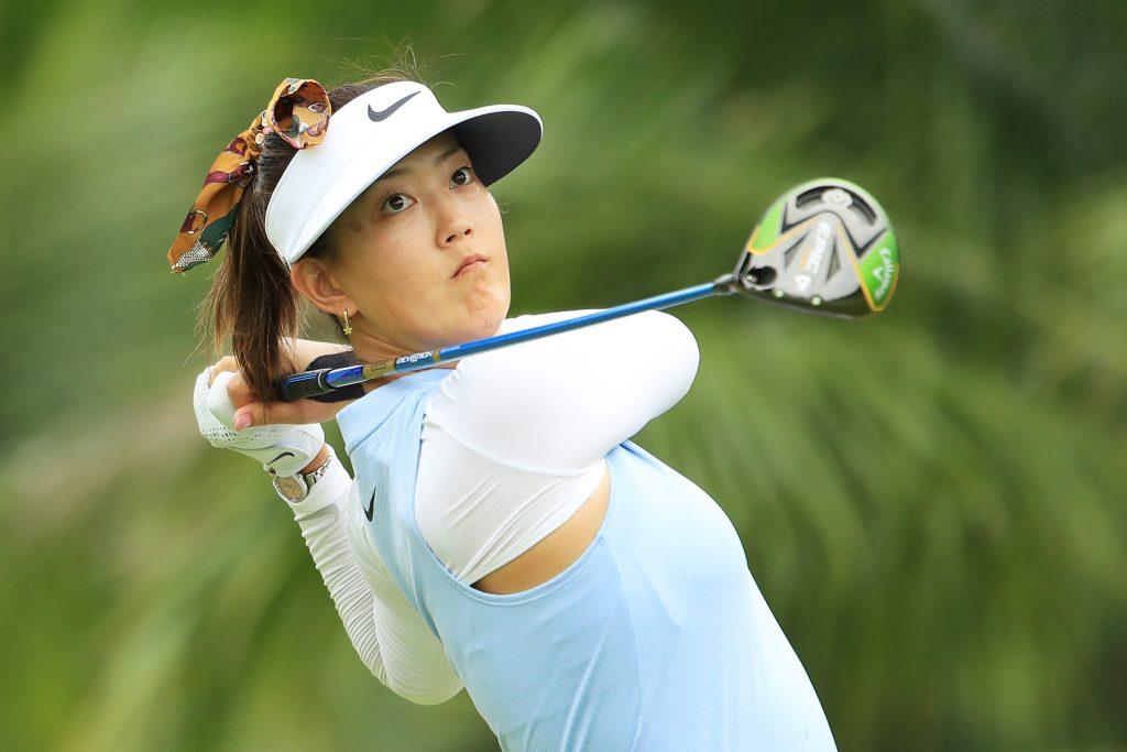 Michelle Wie Nike Golfers