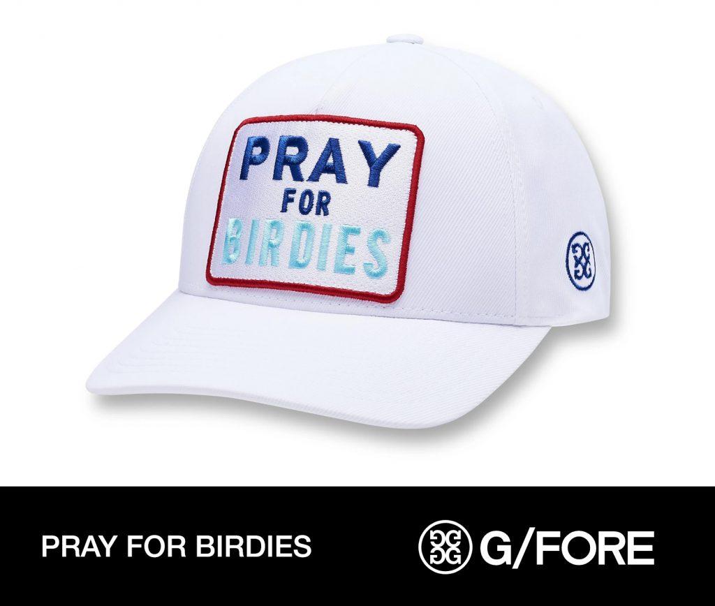 Pray For Birdies Hat