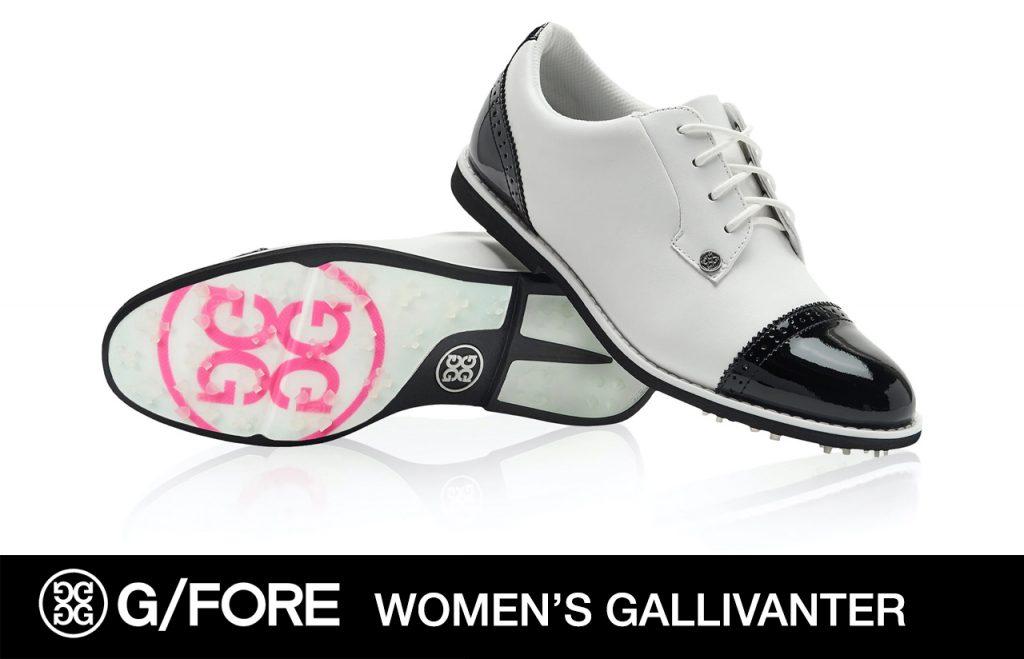 G/FORE Women's Cap Toe Gallivanter 2021