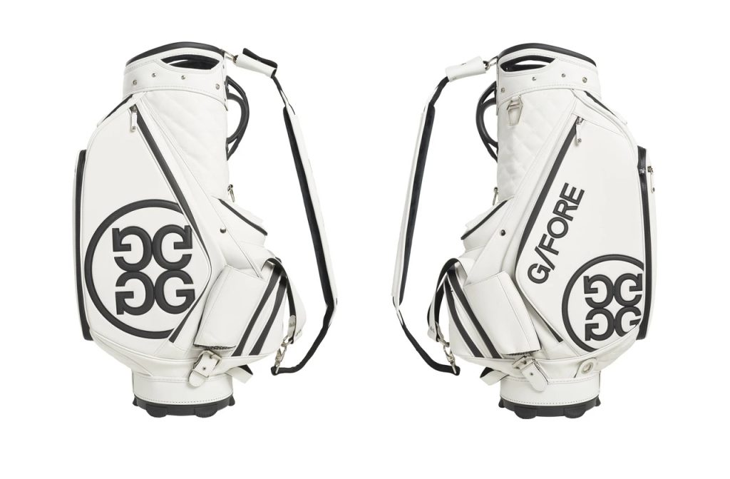 G/FORE Tour Bag side on