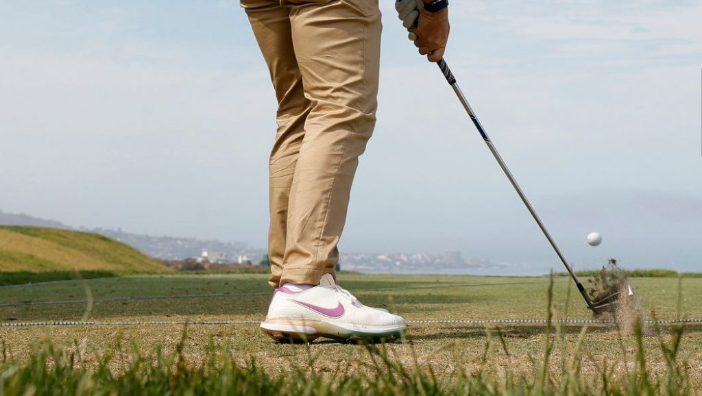 Rory McIlroy U.S. Open 2021 Golf Shoes