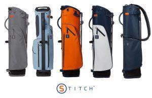 2021 Stitch Golf Bags