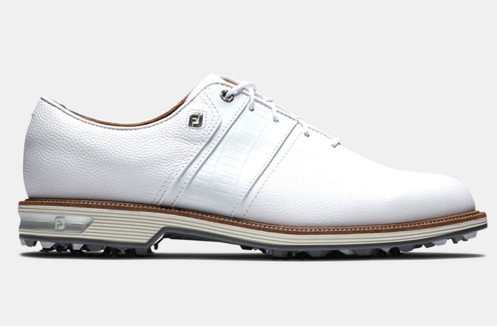 Justin Thomas Packard golf shoes