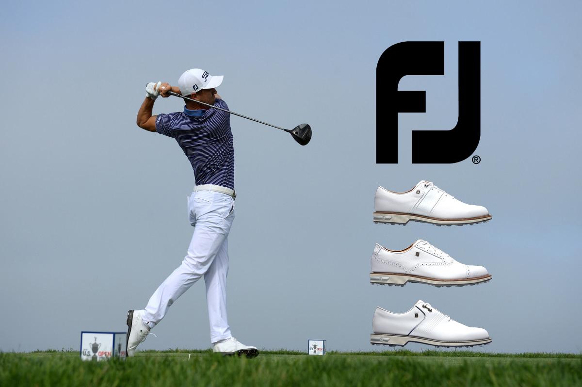Justin Thomas golf shoes
