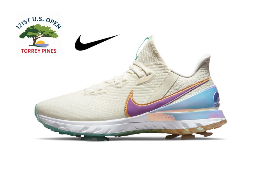 Nike U.S. Open 2021 golf shoes 'Torrey Pack' limited edition ...