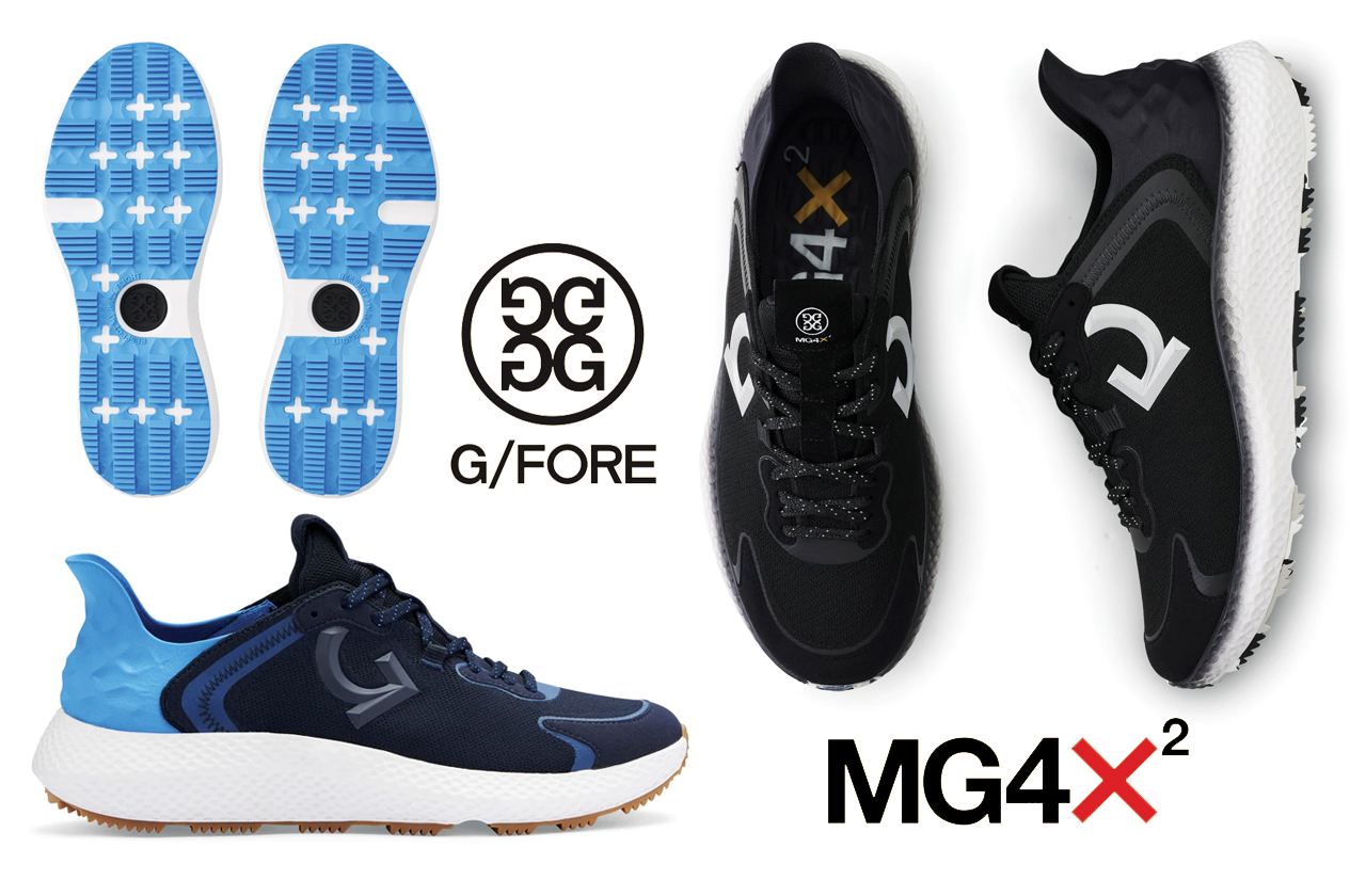 GFORE MG4X2 golf shoes