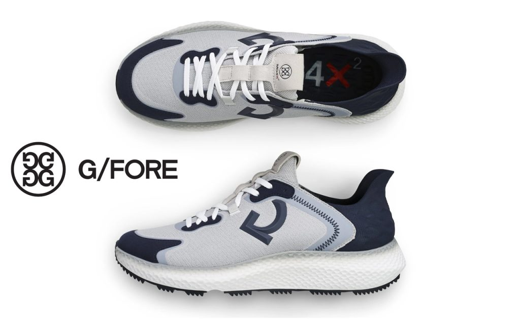 G/FORE MG4X golf shoes nimbus