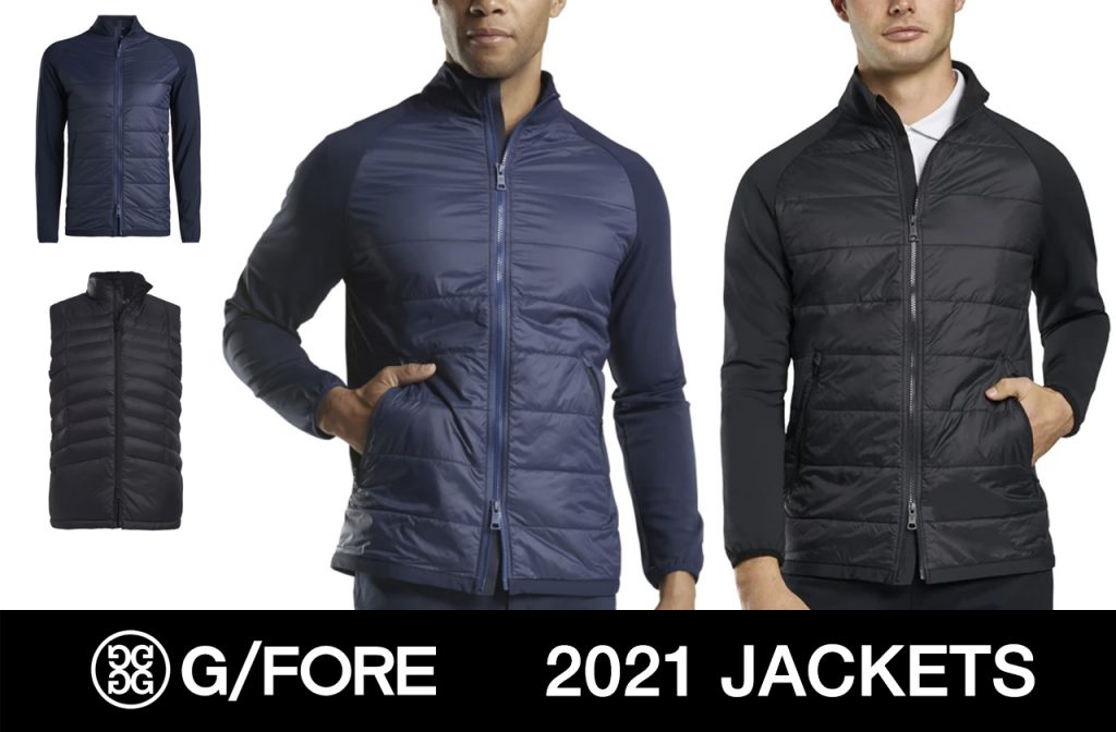 G/FORE 2021 Golf Jackets