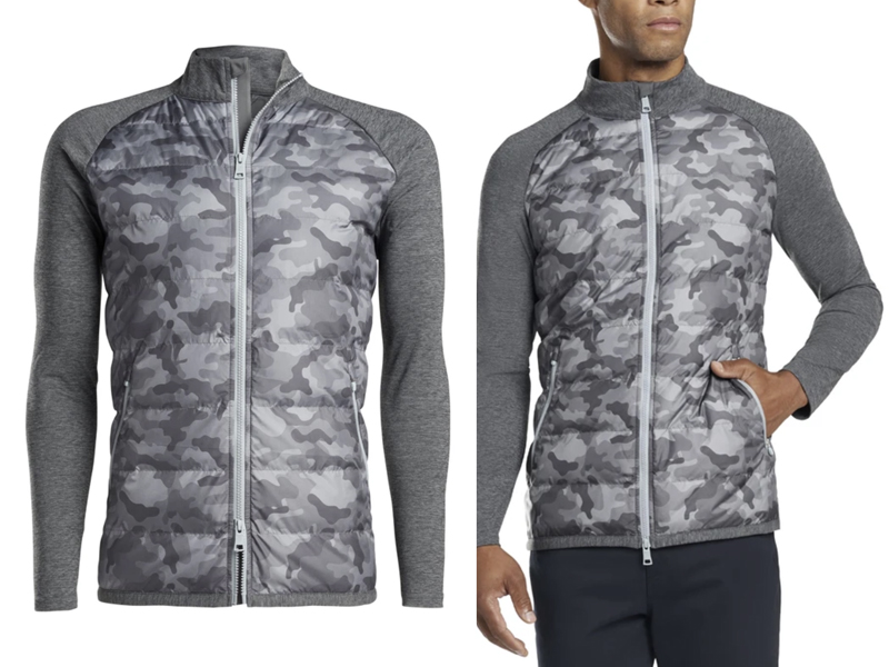 G/FORE Shelby Camo Jacket 2021