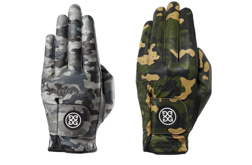 G/FORE Camo Golf Gloves