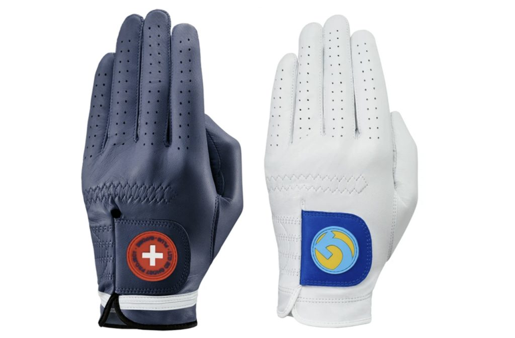 G/FORE Ghost Golf Gloves