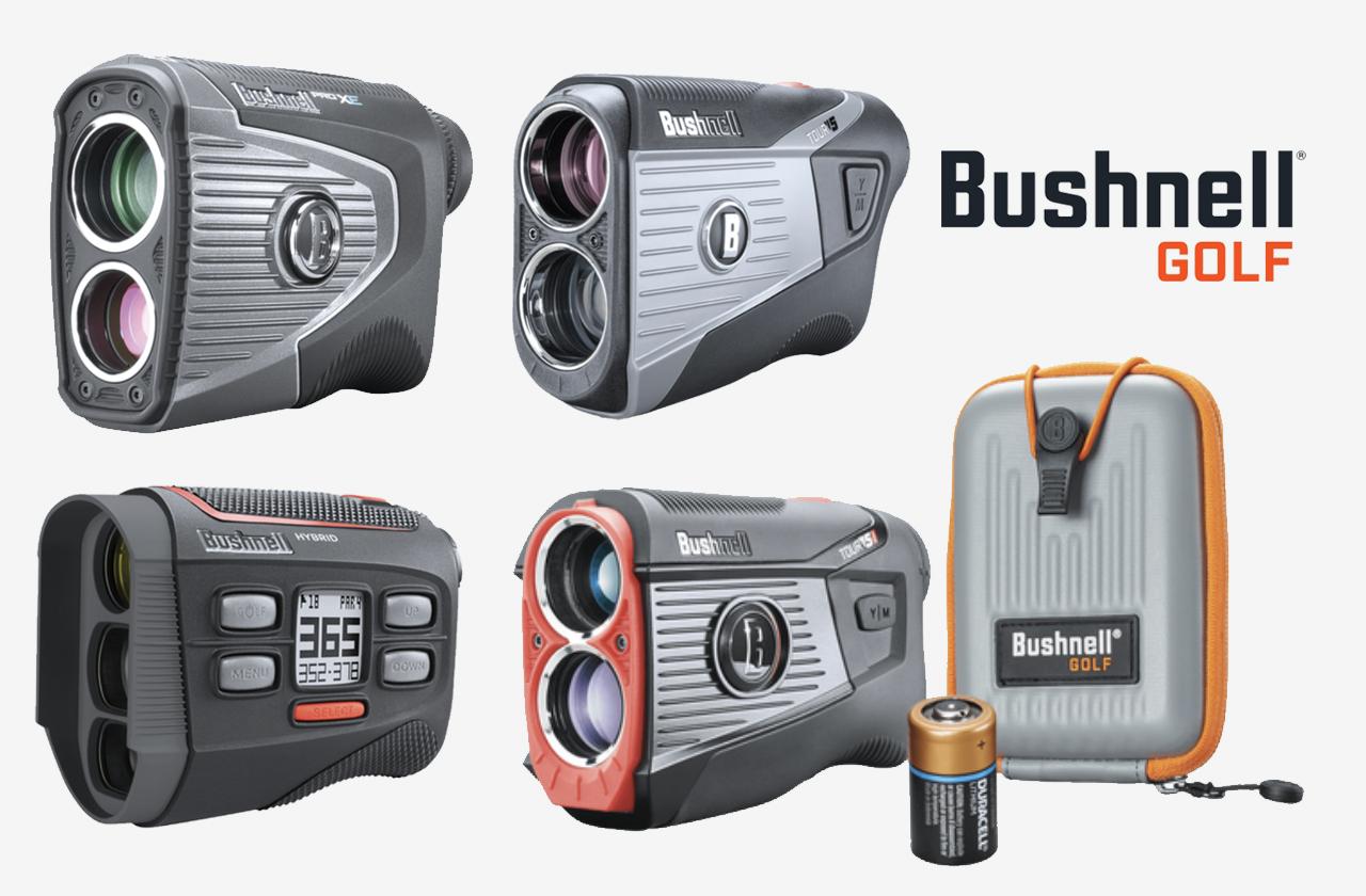 Bushnell 2022 Golf Rangefinders
