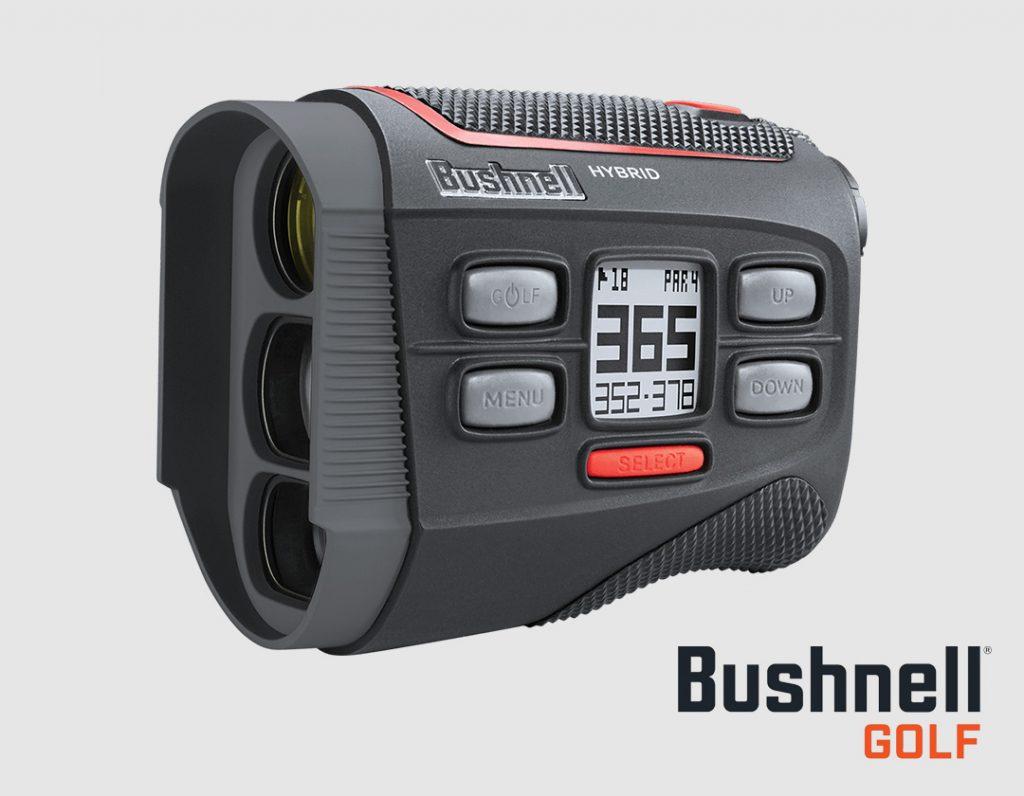 Bushnell Hybrid Laser Rangefinder 2022