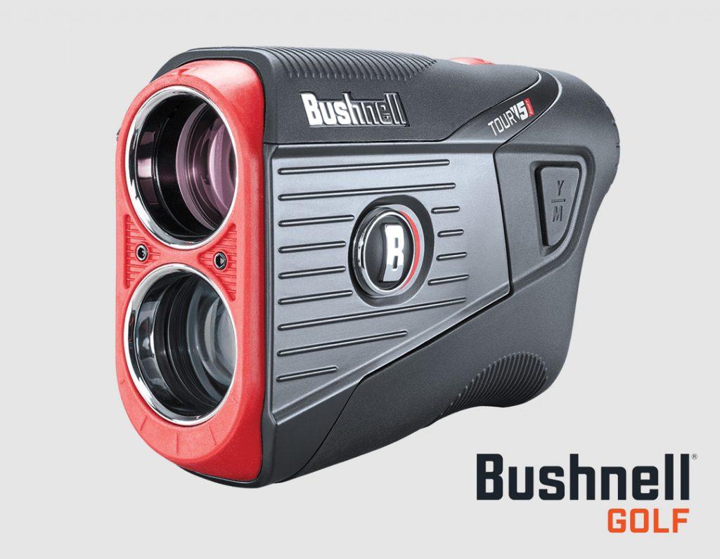 Bushnell Tour V5 Shift Laser Rangefinder 2022