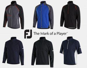 FootJoy 2022 Waterproof Jackets